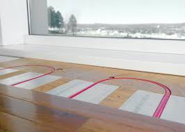 Heated Floor Under Laminate Hydronic Pex Based Radiant Heating Systems Radiant Equipment