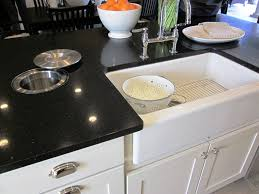 Kohler Whitehaven Sink 36 by Modern Makeover And Decorations Ideas Absolute Black Honed
