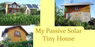passive solar home design plans my passive solar tiny house youtube