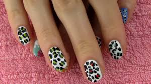 nail art without any tools diy nail designs with toothpick
