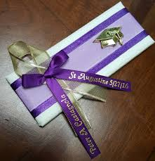 favor ribbons personalized graduation chocolate bar favors
