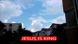 jesus christ in the clouds cross image in the sky 26 july 2014