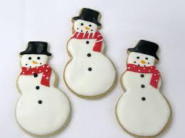 snowman cookies clipart explore pictures