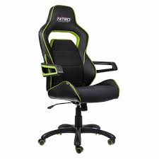 gaming desk chair office racing seat pu leather esport nitro