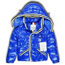 designer daunenjacke moncler kinder daunenjacke blau deutschland m430620 moncler