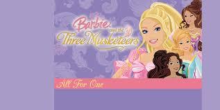 barbie musketeers fanlisting
