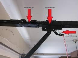 how to adjust craftsman garage door garage doors adjust garage door unforgettable image ideas