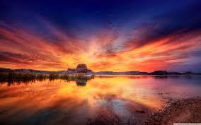 beautiful sunset hd desktop wallpaper 6925675