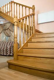 Stairway Banister 21 Elegant Wood Stair Railing Design Ideas Pictures