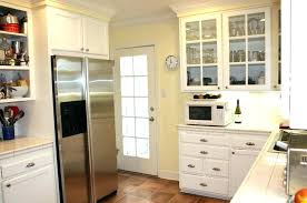 what color cabinets go with black appliances white cabinets black appliances wood floors learnerp co