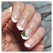 nyc french white tip craftynail