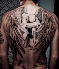wings back tattoos for men best tattoo ideas for men and women