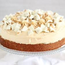 white chocolate peanut butter cheesecake recipe food fanatic