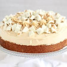 white chocolate peanut butter cheesecake recipe food fanatic