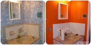 Painting Bathroom Tiles by Painting Bathroom Tile Before And After Painting Bathroom Tile