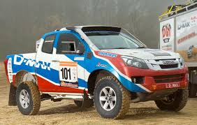 land rover dakar isuzu motorsport prepares d max for 2013 dakar rally autoevolution