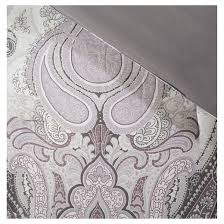 Black And White Paisley Duvet Cover Reda Paisley Duvet Cover Set 6pc Target