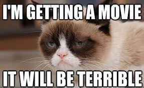 Internet Meme Cat - grumpy cat movie not everyone thrilled about internet meme