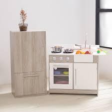 kitchen set furniture teamson 2 soho big play kitchen set reviews wayfair