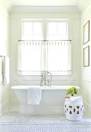 Bathroom Window Decorating Ideas Bathroom Window Curtains Walmart Omiyage