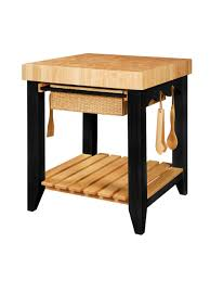 portable kitchen island with butcher block top tags adorable