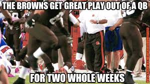 Brian Hoyer Memes - cleveland browns memes say it ain t so