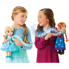 disney frozen northern lights elsa music and light up dress disney frozen singing sisters elsa and anna dolls exclusive