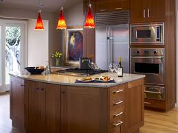 table lamps famous conical red pendant lamps as kitchen island