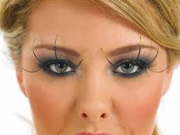 spider eyelashes halloween gallery home decoration ideas