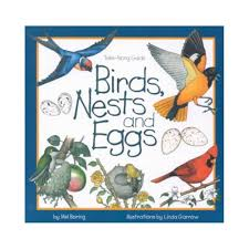 birds nests u0026 eggs take along guides mel boring 8601400533758