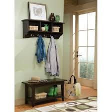 beautiful coat rack bench entryway nearby toddler boy denim jacket