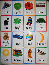 words cards my flash cards words toddlers early learning eyfs
