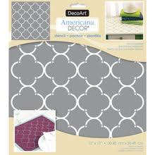 diy home damask wall stencil by artminds