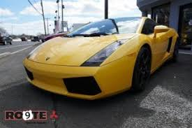 2000 lamborghini gallardo used 2004 lamborghini gallardo for sale bestride com