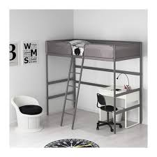 TUFFING Loft Bed Frame Dark Grey X Cm IKEA - Ikea bunk bed