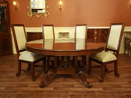 mahogany dining room table and chairs ethicsofbigdatainfo