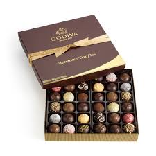 where can you buy truffles godiva chocolatier signature chocolate truffles