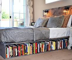Batman Bookcase Bookshelf Bed Frame