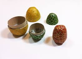 paper mache egg box how to make home made paper mache egg boxes diy tutorial