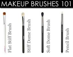 makeup brushes you really need flat stiff brush use a flat stiff brush to pack shadow makeup brushes how