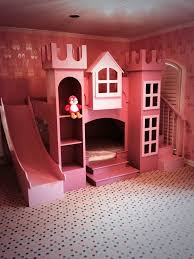 Princess Castle Bunk Bed Castle Bunkbed Fit For A Princess Council Craft