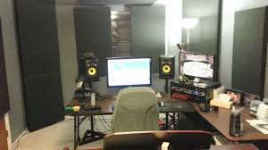 how to set up a simple recording studio at home music room ideas