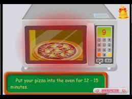jeux de cuisine pizza la pizza de tessa jeux de cuisine