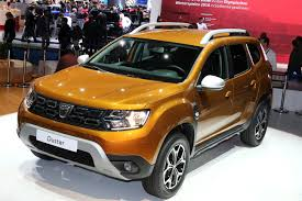 renault dacia duster 2017 all new dacia duster world premiere myautoworld com