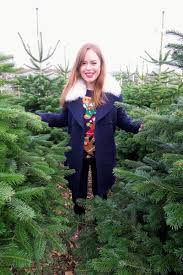 a day out at a christmas tree farm tanya burr