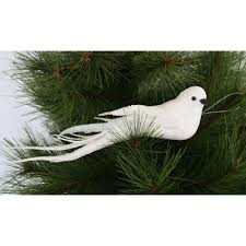 Decorated Christmas Tree Nz by Sparkly White Christmas Tree Decoration