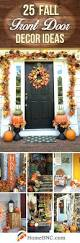 adorable fall front door decor ideas make fantastic first adorable fall front door decor ideas make fantastic first impression decorating for area wreath pinterest christmas hgtv