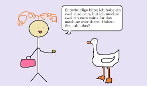 ich spr che finding my quack ich spreche