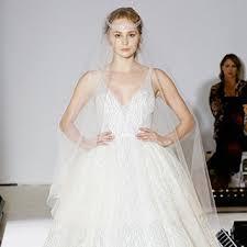 lazaro dresses lazaro wedding dresses 2017 bridal fashion week brides