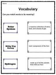 the sun facts worksheets u0026 key information for kids
